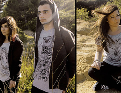 seven plagues clothing sesión de fotos